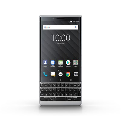 BlackBerry KEY2 4.5 inch Full HD+ Smartphone 64GB with 12MP Dual Camera