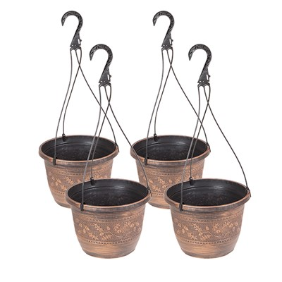 Acorn Hanging Baskets 10inch (4 Pack)