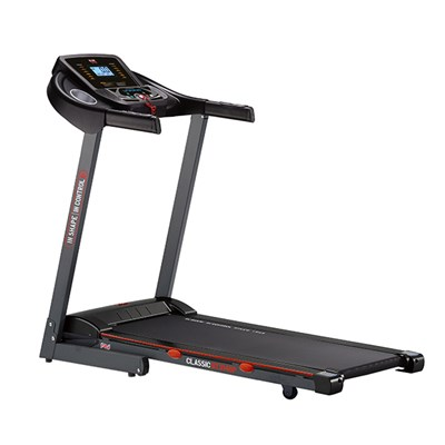 Body Sculpture Motorised Folding Treadmill with 10% Power Incline