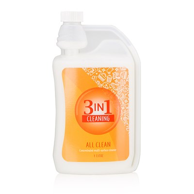 3 in 1 All Clean Concentrate 1L