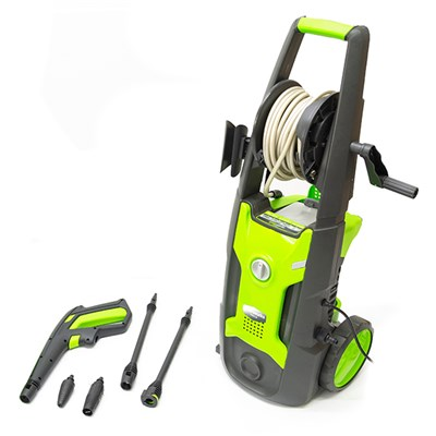 Greenworks G5 2000W 140 bar Pressure Washer