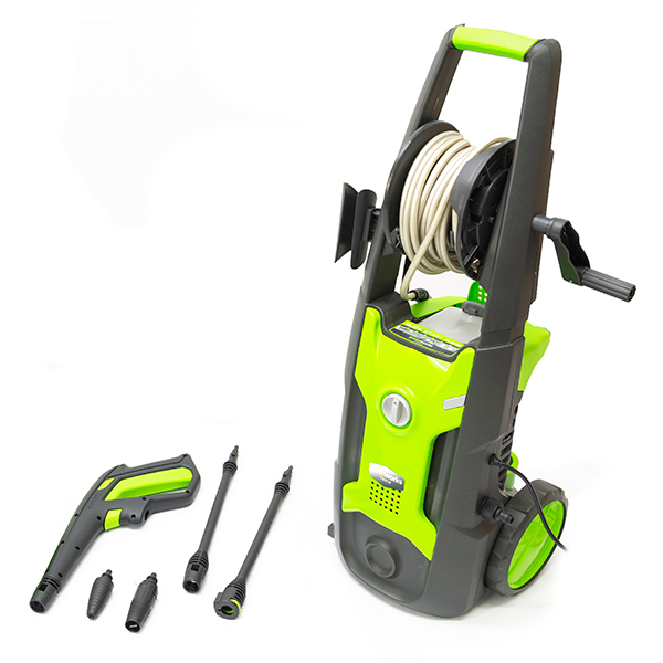 Greenworks G5 2000W 140 bar Pressure Washer No Colour
