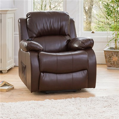 Oakham Rise and Recliner with Heat and Massage Functions