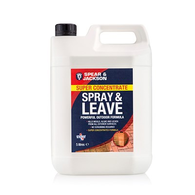Spray & Leave 5L Double Concentrate