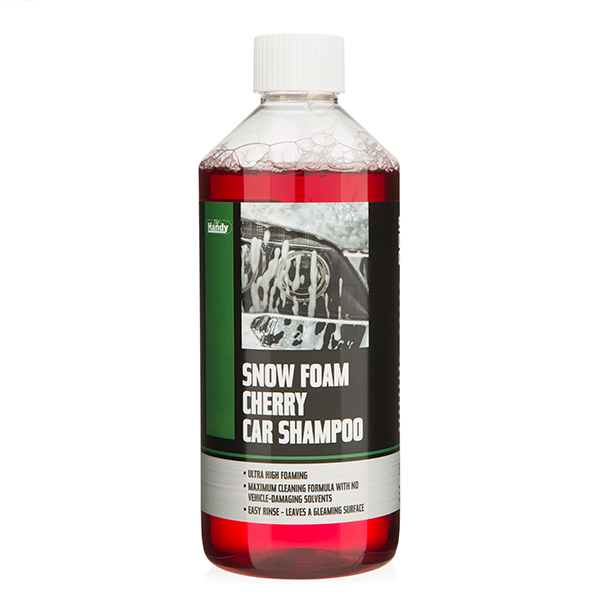 The Handy Cherry Car Shampoo No Colour