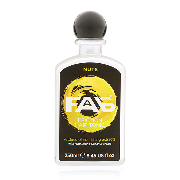 FAB Hair Fragrance 250ml Nut