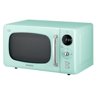 Daewoo Green Touch Control Microwave with Zero Standby ECO Function 800W 20L