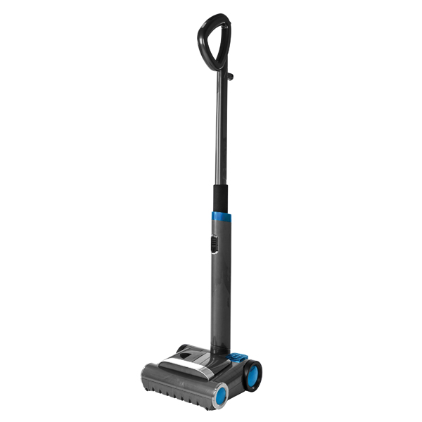 Pifco Grey/Blue Cordless Air-Pro Upright Vacuum Cleaner 100W No Colour