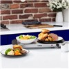 Tower Three Tray 200 w Buffet Server with Adjustable Temperature Settings