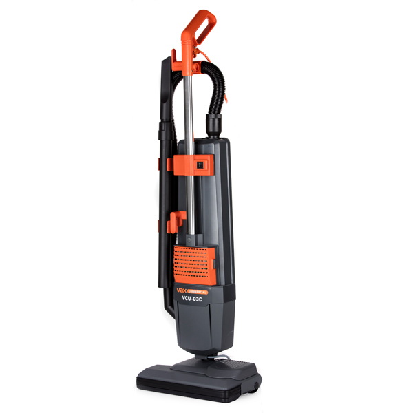 Vax 800W Bagged Upright Vacuum Cleaner with HEPA Media Filters and Twin Motor No Colour