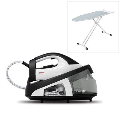 Polti Vaporella Simply VS20.20 Steam Generator Iron with Vaporella Essential Ironing Board