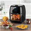 Gourmet MAXX 9 in 1 Digital Multifunctional Air Fryer Oven with Rotisserie Accessories No Colour