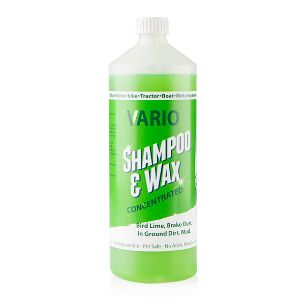 1L Vario Wash Shampoo No Colour
