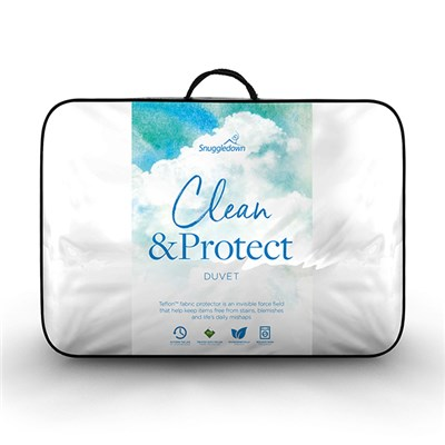 Snuggledown Clean & Protect 10.5 Tog Duvet (Super King)