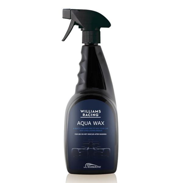 Williams Racing Aqua Wax 750ml No Colour