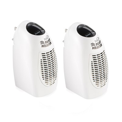 Starlyf Plug In Fast Heater (Twin Pack)
