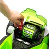 Greenworks Cordless 40V 35cm Lawnmower with 2ah Battery  & Charger