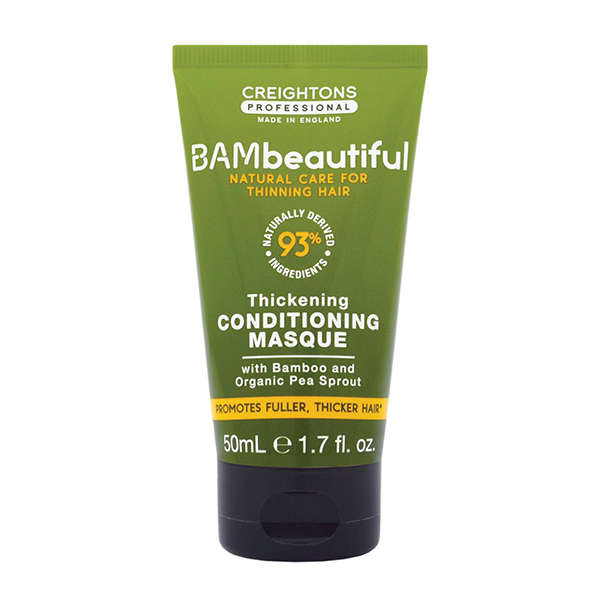 BAMbeautiful Thickening Conditioning Masque 50ml No Colour