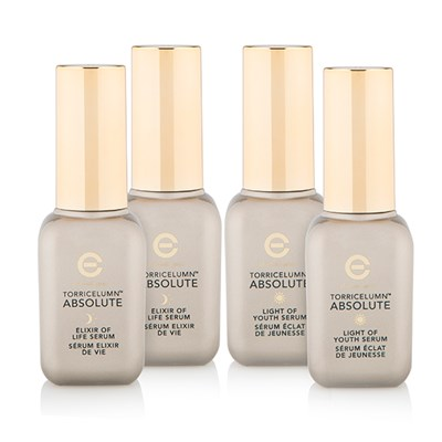 Elizabeth Grant Torricelumn Absolute Serum 4pc Collection