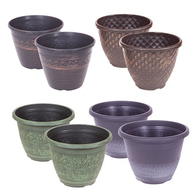 Birthday Planter Bundle - 8 x Planters