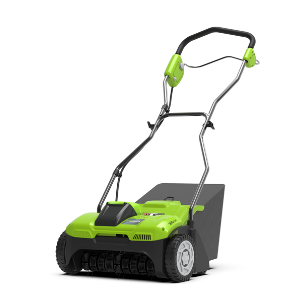Greenworks 40v Cordless 35cm Scarifier (Tool Only) No Colour
