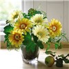 Gerbera Arrangement with BONUS Silk Flower Cleaning Spray 1603633