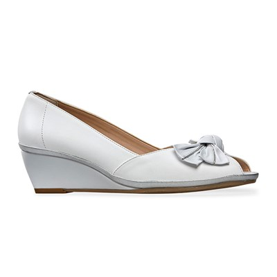 Van-Dal Florida Peep Wedge Shoe