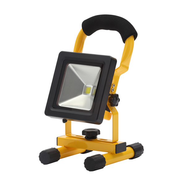 Rechargeable LED Worklight 10W No Colour