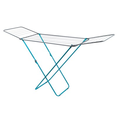 Beldray Turquoise Clothes Airer 18m