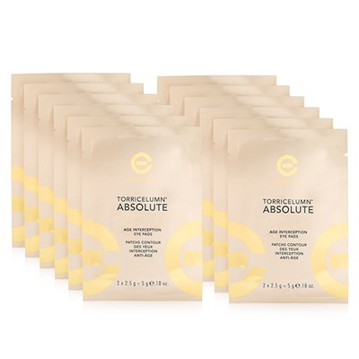 Elizabeth Grant Torricelumn Absolute Age Interception Eye Pads (12 Pairs)