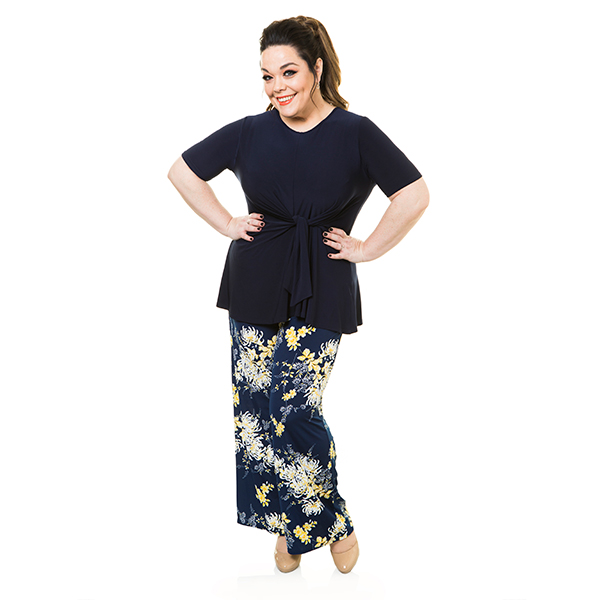 10% off Just Be You Print Palazzo