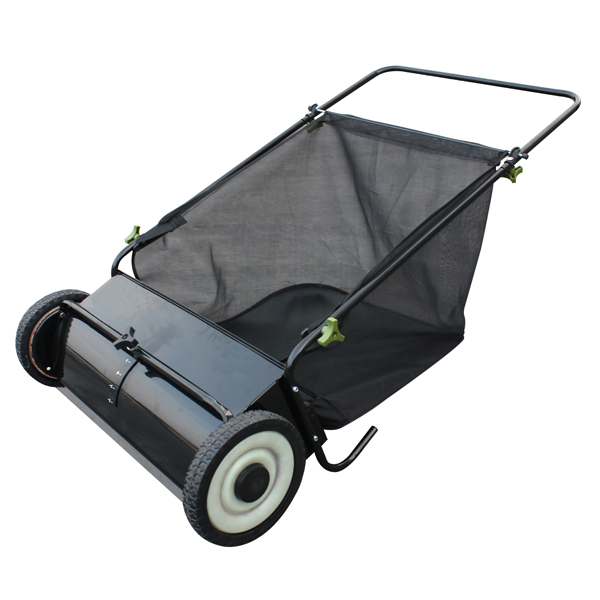 The Handy Push Lawn & Leaf Sweeper No Colour