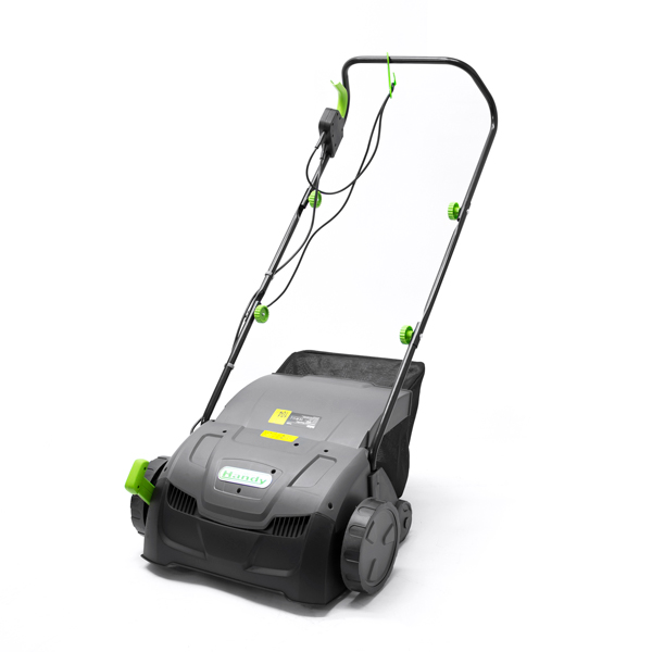 The Handy 2 in 1 Electric Scarifier Lawn Rake No Colour