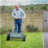The Handy Push-Type Drop Spreader 27kg - 60lb