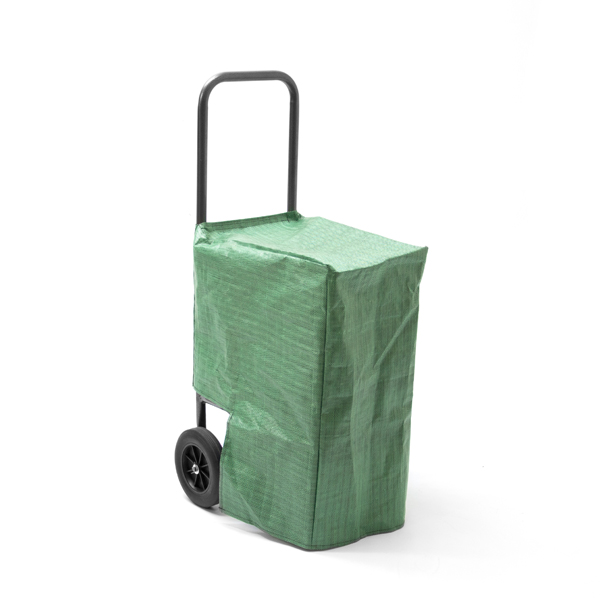 The Handy Log Cart with Cover No Colour