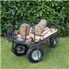 The Handy Large Garden Trolley 350kg - 770lb