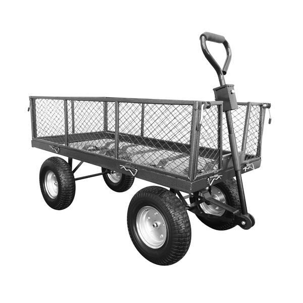 The Handy Large Garden Trolley 350kg (770lb) No Colour