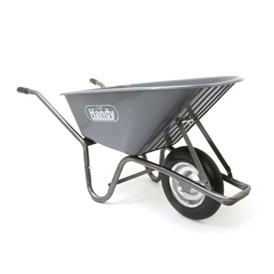 The Handy Poly Wheelbarrow 90 Litre