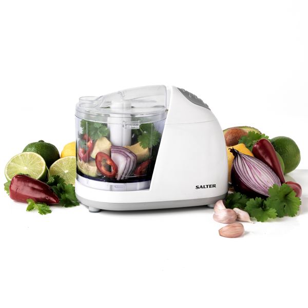 Salter Mini Chopper Pro 150W No Colour