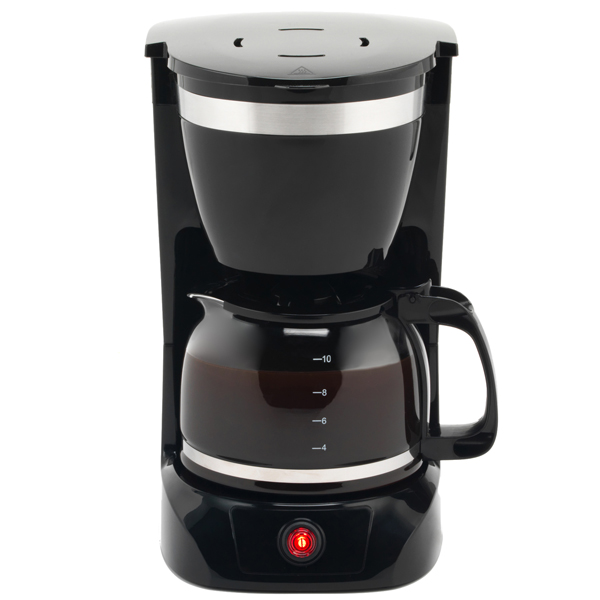 Salter Deco Drip Coffee Maker 1.25L No Colour
