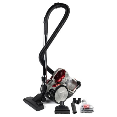 Dual Cyclonic Pet Plus Lightweight Cylinder Vacuum
