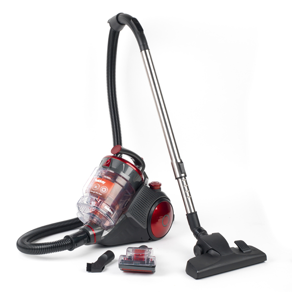 Multicyclonic Pet Vacuum Cleaner 2.8L Capacity No Colour