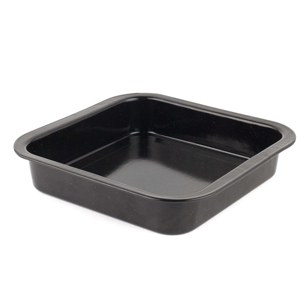 Russell Hobbs Romano Vitreous Enamel Square Baking Pan 26cm No Colour