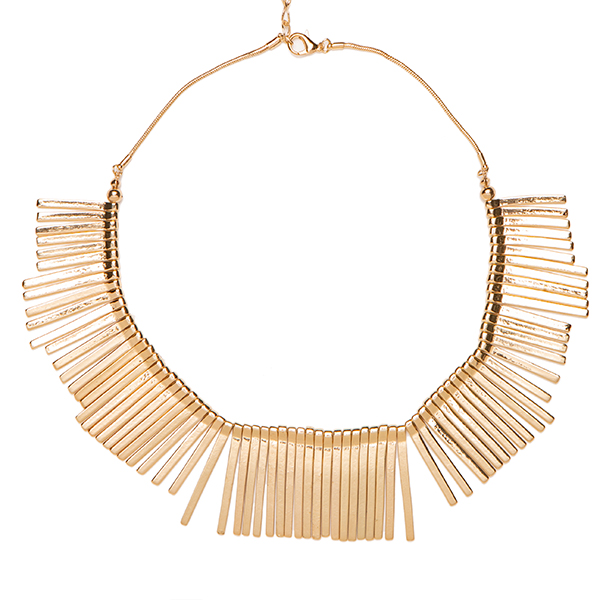 10% off Phase Eight Fan Necklace