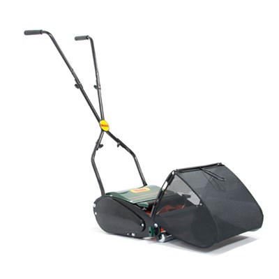 Webb WEH12R Roller Hand Lawnmower 30cm 12in