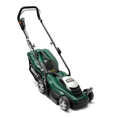 Webb WEER33 Classic Electric Rotary Lawnmower 33cm - 13in