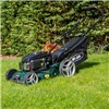 Webb Classic Self Propelled Petrol Electric Start Rotary Lawnmower 46cm - 18in
