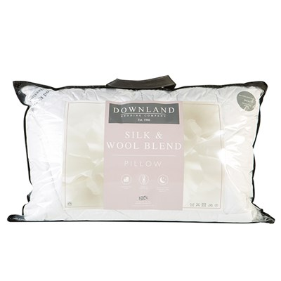 Downland Mulberry Silk & Wool T300 Surround Pillow