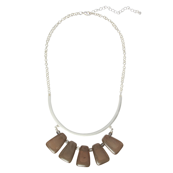 10% off Phase Eight Resin Necklace