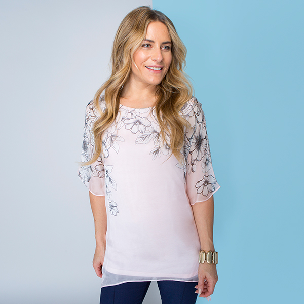 10% off Phase Eight Silk Blouse